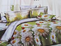Красивые двухспальные комплекты из хлопка.