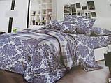 Красивые двухспальные комплекты из хлопка., фото 5