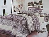 Красивые двухспальные комплекты из хлопка., фото 6