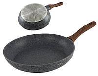 Сковорода гранитная 30 TURBO индукция BERLINGE 1194