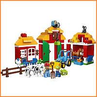 Конструктор Лего Дупло Большая Ферма Lego Duplo 10525