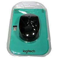 Беспроводная мышка Logitech M171 Black  USB