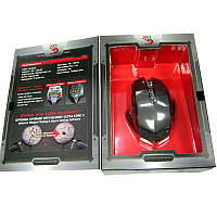 Игровая мышка А4Tech V7M Bloody USB black  100-3200dpi