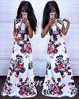 Женское стильное платье МАХ60