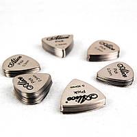 ВАШ ВЫБОР! Медиаторы для гитары Alice Pick 0.3 мм. сталь - 12 шт в упаковке 4001529, медиатор для гитары, медиатор для гитары в киеве, медиатор для
