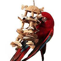 Игрушка для попугаев Ракушки, фото 1