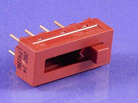 Кнопка фена 4-х позиционная (3A 250V) (6A 125V), фото 3