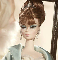 Коллекционная кукла Барби Силкстоун Fashion Model Silkstone  Party Dress Barbie , фото 2