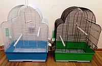 Клетка для попугая 50*30*68см, фото 1