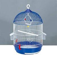 Клетка для птиц (33 x 56) см