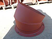 Сектор поворотный Ø-250 (3мм) (45˚)