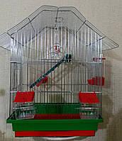 Клетка для птиц ШАНХАЙ (330х230х400), фото 1