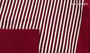 Женское летнее платье изо льна цвет красный размер 52,54 / больших размеров, фото 2
