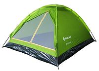 Туристическая/кемпинговая палатка двухместная King Camp MONODOME 2 , однослойная 2-местная