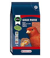 Влажный яичный корм для красных канареек 250 г Versele-Laga (Orlux Gold Patee Canaries Red)