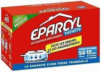 Биосредство для септиков и выгребных ям Eparcyl 1950 г (54 саше)