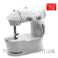ТОП ВЫБОР! Мини швейная машинка, мини швейная машинка одесса, мини швейная машинка ручная для шитья м 1001294