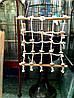 Веревочная сеть для попугая XL