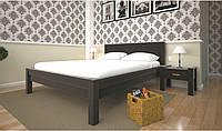 """Двуспальная кровать из дерева """"Модерн 9"""""""