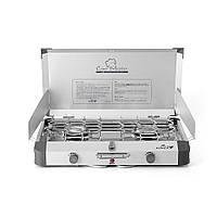 Газовая плита Kovea Grace Twin Stove (AL II Chef Master) KB-0812