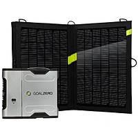 Комплект для зарядки с инвертором Goal Zero Sherpa 50 Solar Recharging Kit GZR937/50