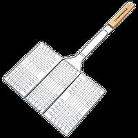 Решетка двойная CAMPINGAZ Hamburger Basket 22*34,5 см (CMZ027)