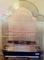Клетка для птиц Rose (зол) (42х30х56)