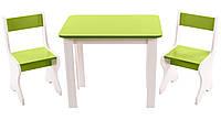 Набор столик и 2 стульчика ЛДСП, Финекс