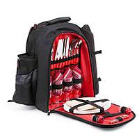 Набор для пикника Кемпинг СA-421 New на 4 персоны