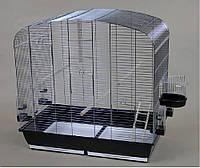 INTERZOO Клетка для птиц - 78*48*79 см. SARA ZINC + комплект