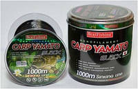 Леска карповая Bratfishing Carp Yamato camou 0,30mm 1000m