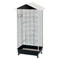 (Ferplast) Вольер для канареек и маленьких птиц 82*58*166 см