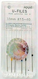 U-Files Mani 15-40 (У-файл Мани), фото 2