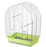 Клетка для среднего попугая SYLWIA ZINC 59*34*75