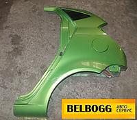 Задняя часть кузова водительская сторона б/у Chana Benni Чана Бенни