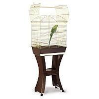 Клетка с подставкой для средних попугаев (Imac Calla. Италия), фото 1