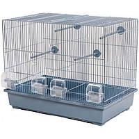 Клетка для птиц MESSI  54 x 38,5 x 47 см