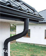 Водостоки для крыши, фото 1