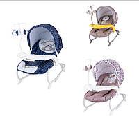 Шезлонг качалка для новорожденных DREAM TIME