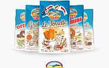 Печиво Divella Ottimini Riso e Mais з кукурудзяної і рисового борошна, 400гр, фото 3