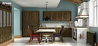 Деревянная кухня RODA МРИЯ из массива: дуб, черешня, ольха, бук, ясень