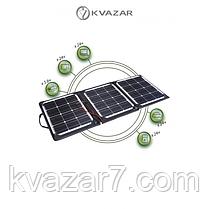 Солнечная зарядка KV7-100SM, фото 3