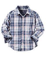 Рубашка в клетку Carter's для мальчика