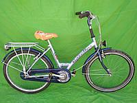 Підлітковий велосипед Gazelle на планетарці, колеса 24