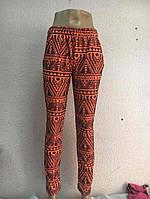 Летние брюки, норма (в расцветках)