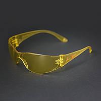 Тактические очки POKELUX (желтые)