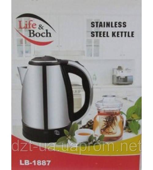 Электрический чайник Life&Boch LB-1887