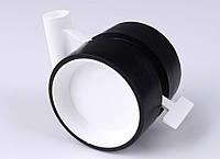 Ролик мебельный Formula 80 Nylon белый/черный
