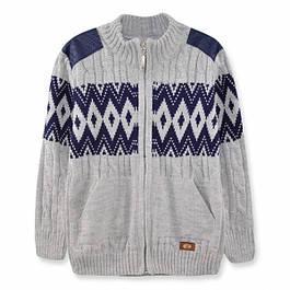 Кофти, светри, джемпери в'язані для хлопчиків
