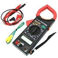 Мультиметр DT-266C измерения тока, напряжения, сопротивления, температуры